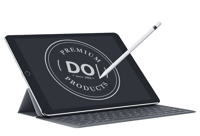iPad_Pro_Smart_Keyboard by DOmedien